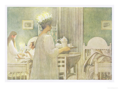 Christmas Morning, Published in Lasst Licht Hinin, (Let in More Light) 1908
