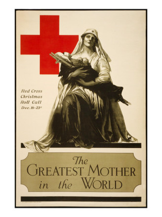 The Greatest Mother in the World, Red Cross Christmas Roll Call Dec. 16-23rd